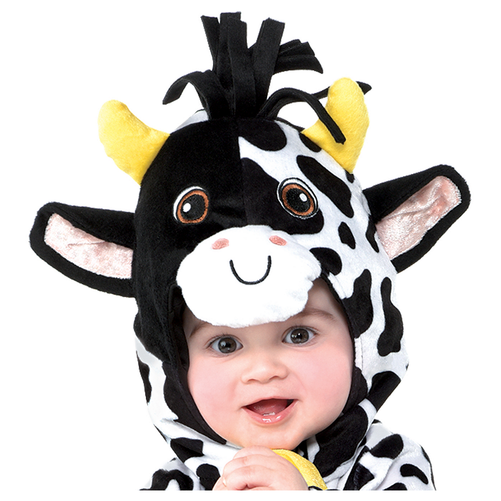 Baby Mini Moo Cow Costume Image #2