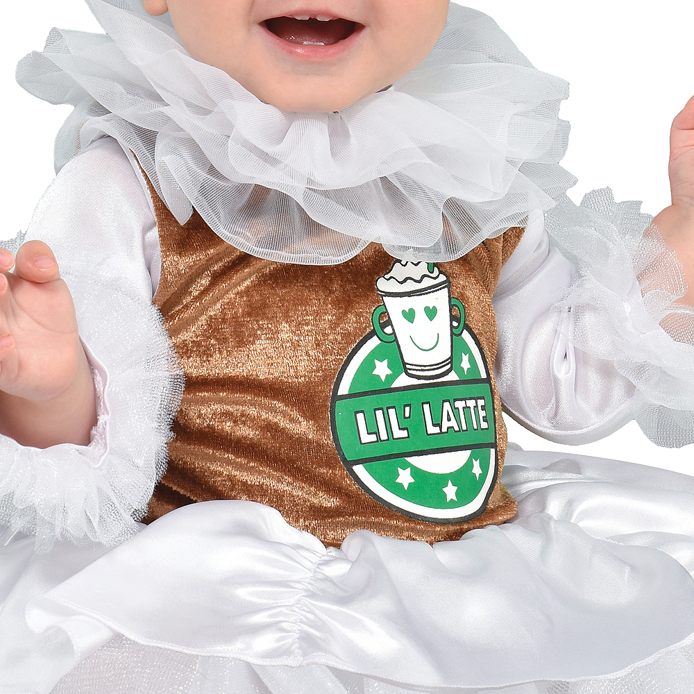 Baby Barista Coffee Costume Image #3