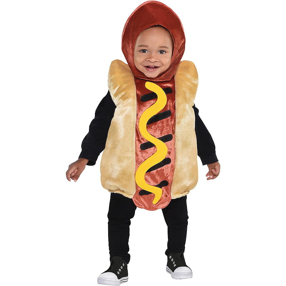 Baby Mini Hot Dog Costume Image #1