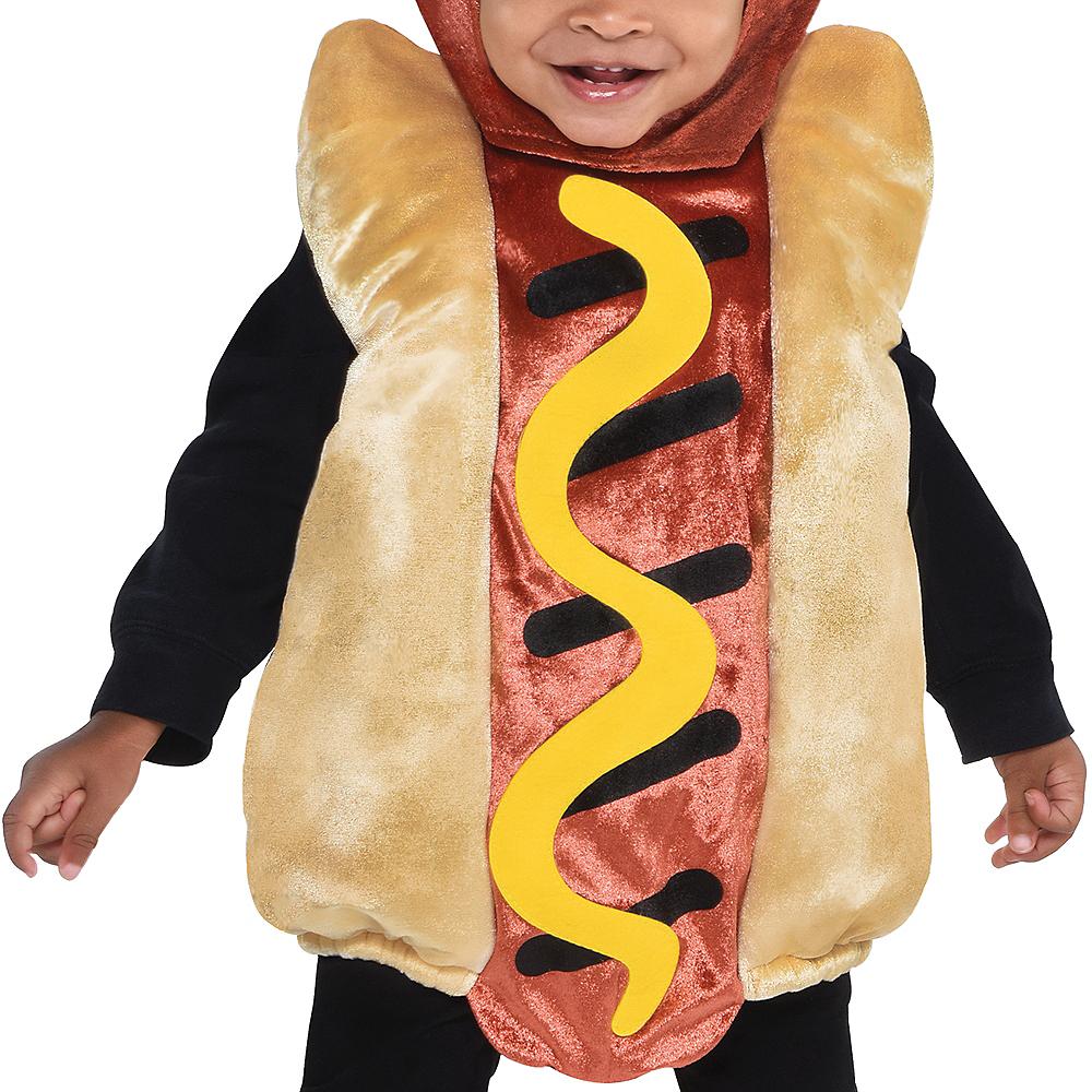 Baby Mini Hot Dog Costume Image #3
