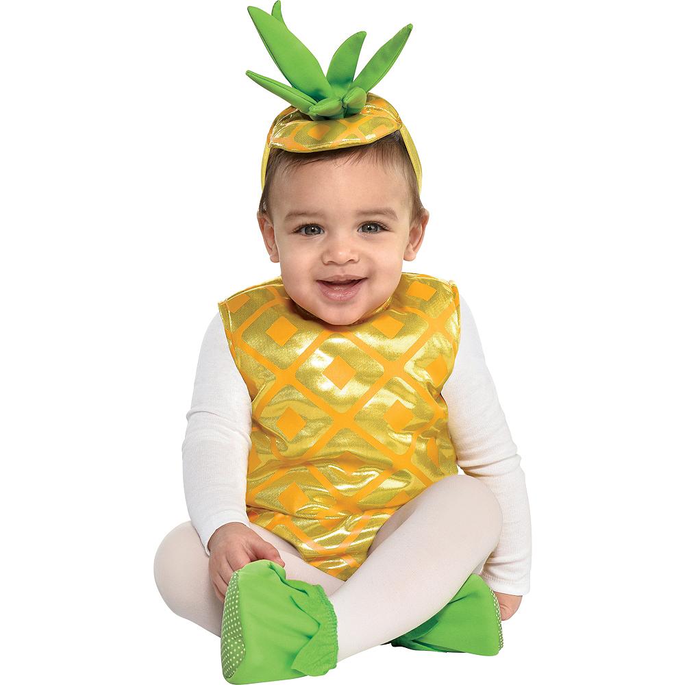 Baby Precious Pineapple Costume Image #1