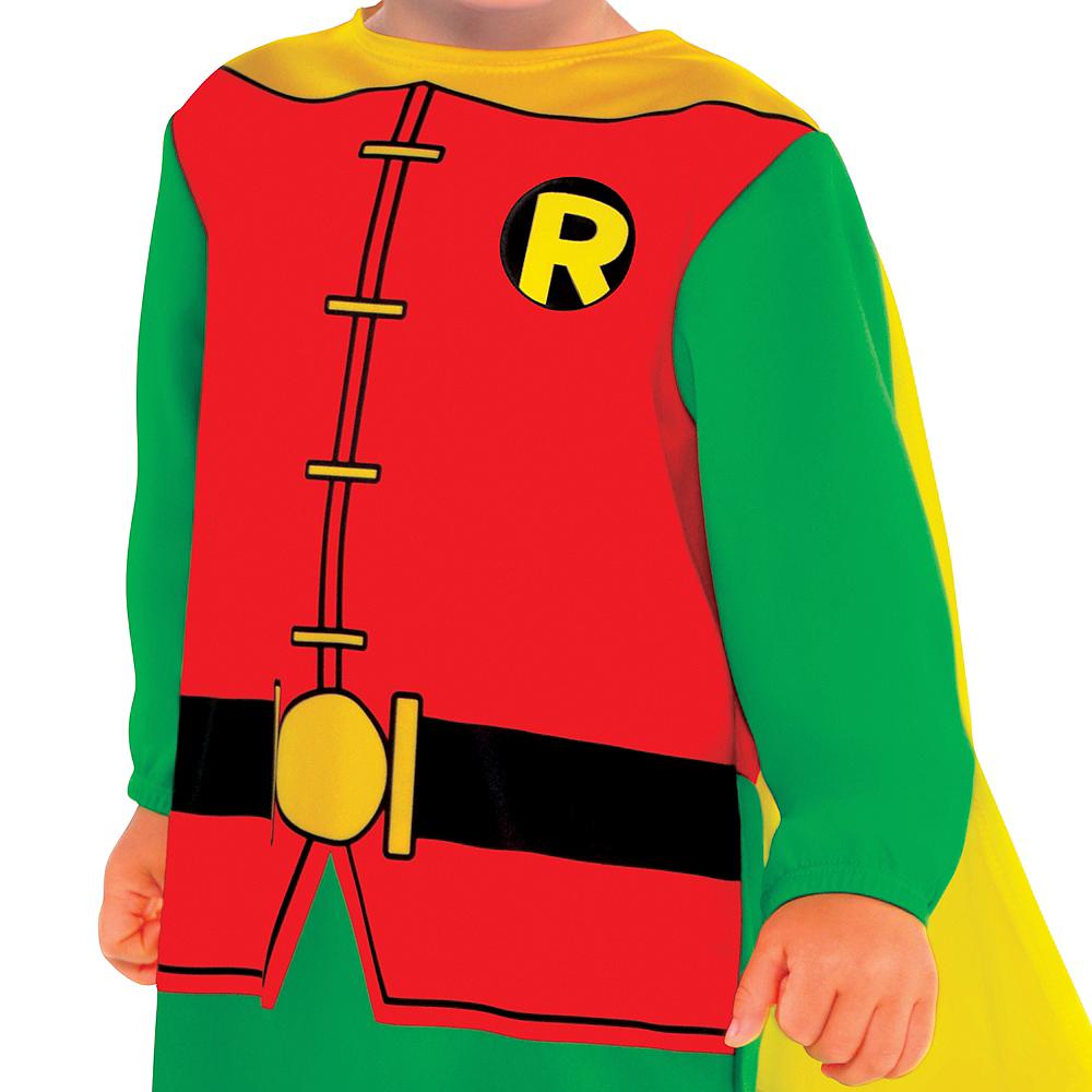 Baby Classic Robin Costume - Batman Image #3