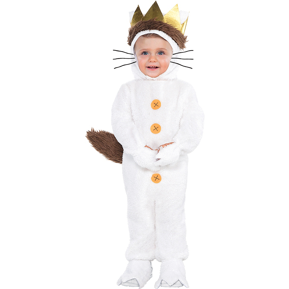 Baby Classic Max Costume - Where the Wild Things Are Image #1