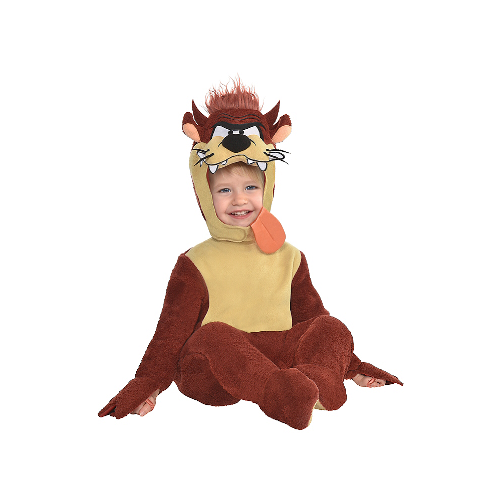 Nav Item for Baby Taz Costume - Looney Tunes Image #1
