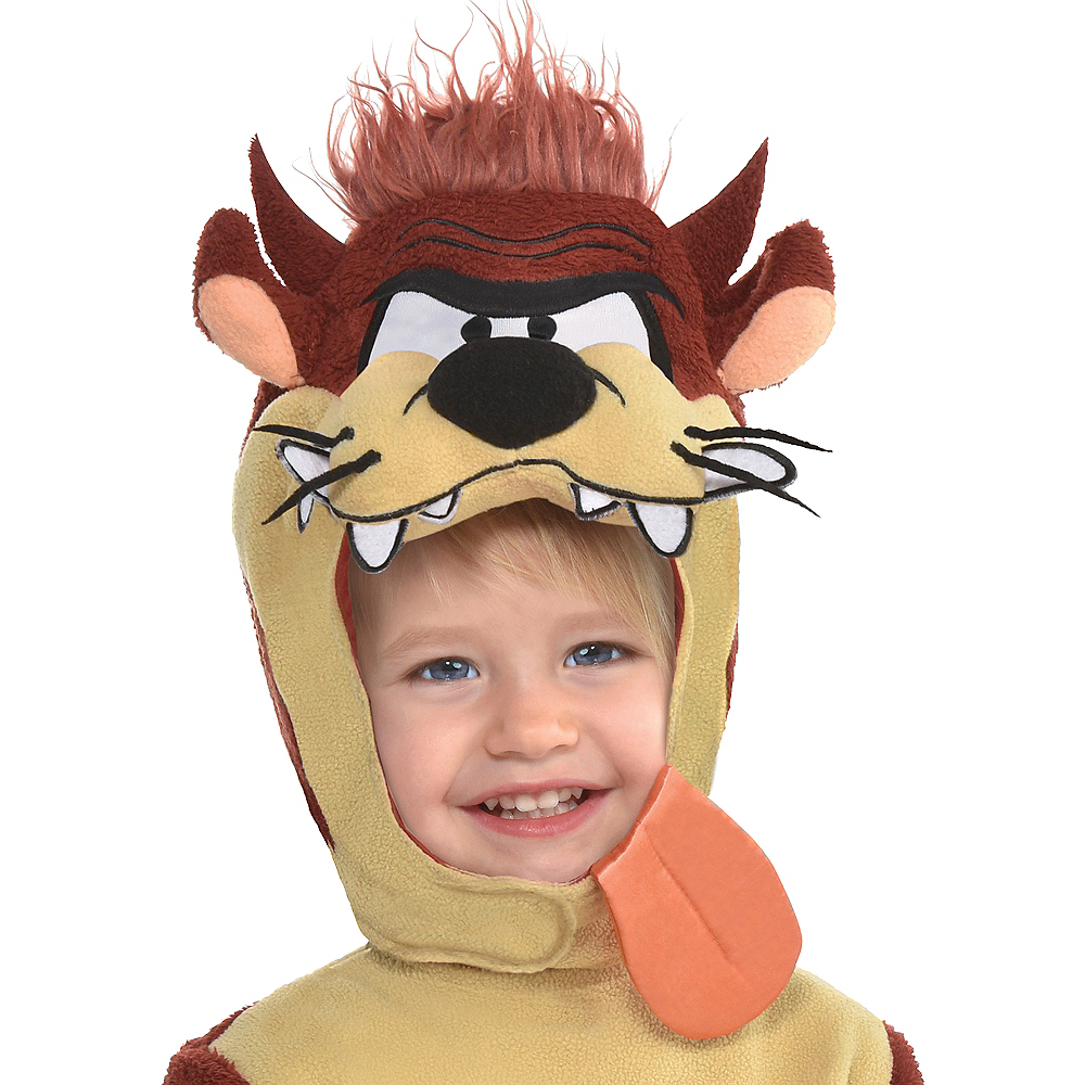 Nav Item for Baby Taz Costume - Looney Tunes Image #2