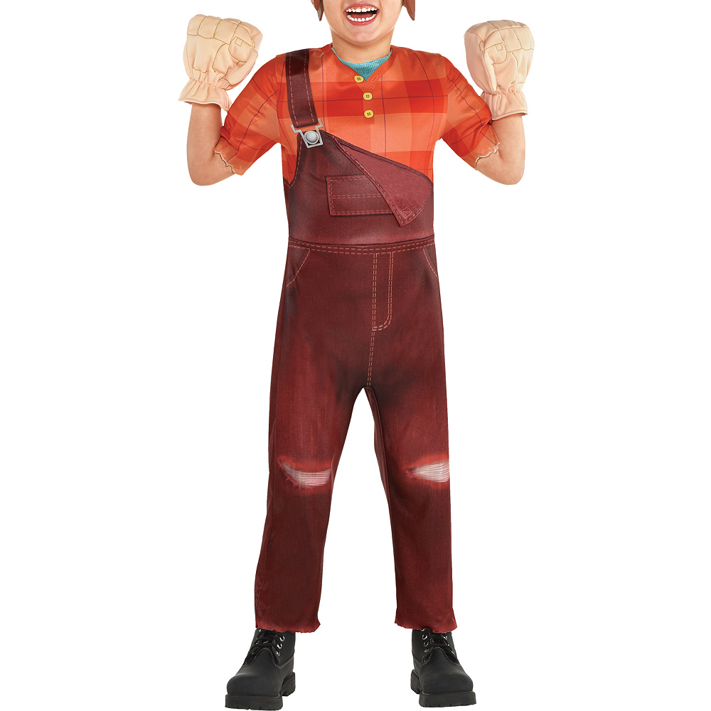 Boys Ralph Costume - Wreck-It Ralph 2 Image #3