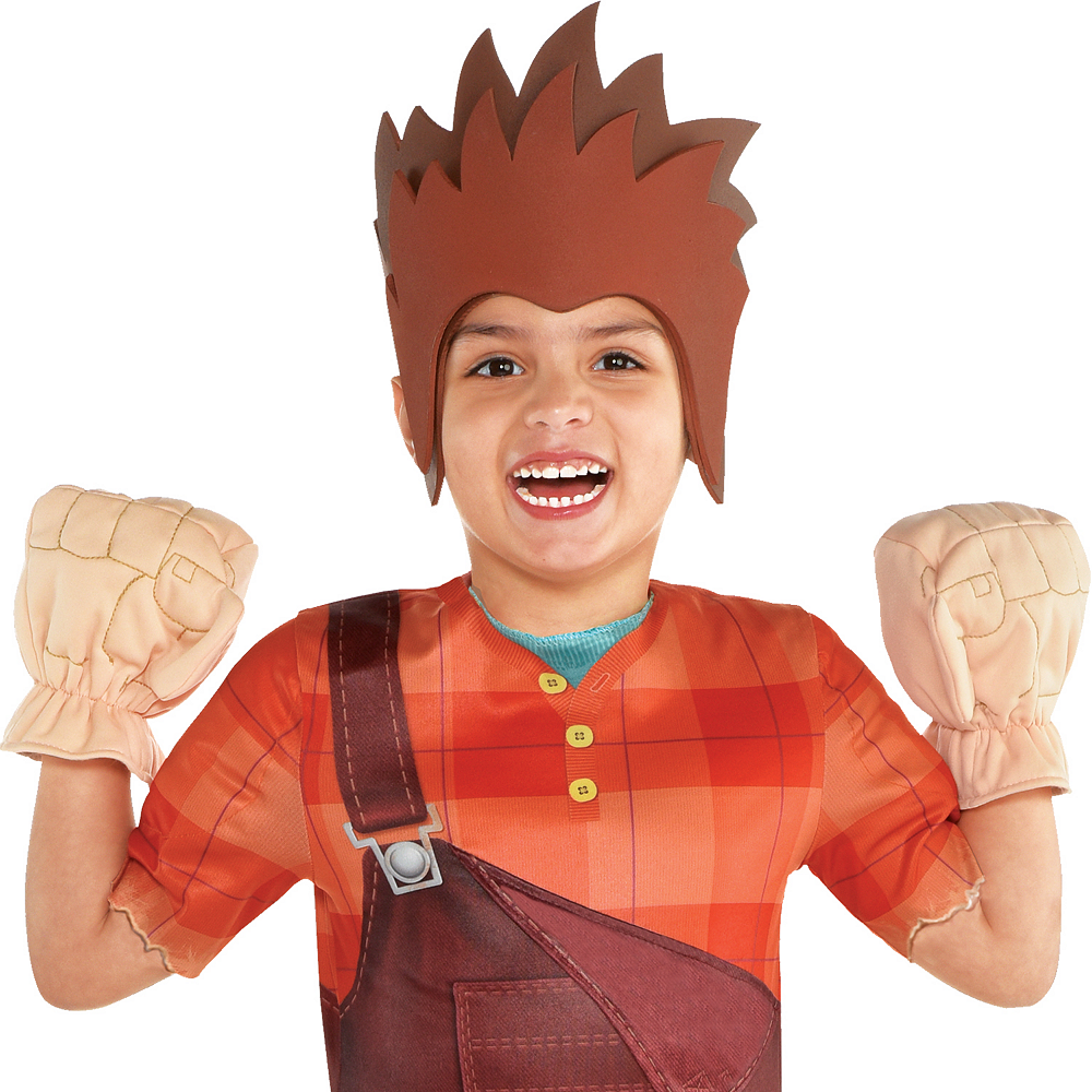 Boys Ralph Costume - Wreck-It Ralph 2 Image #4