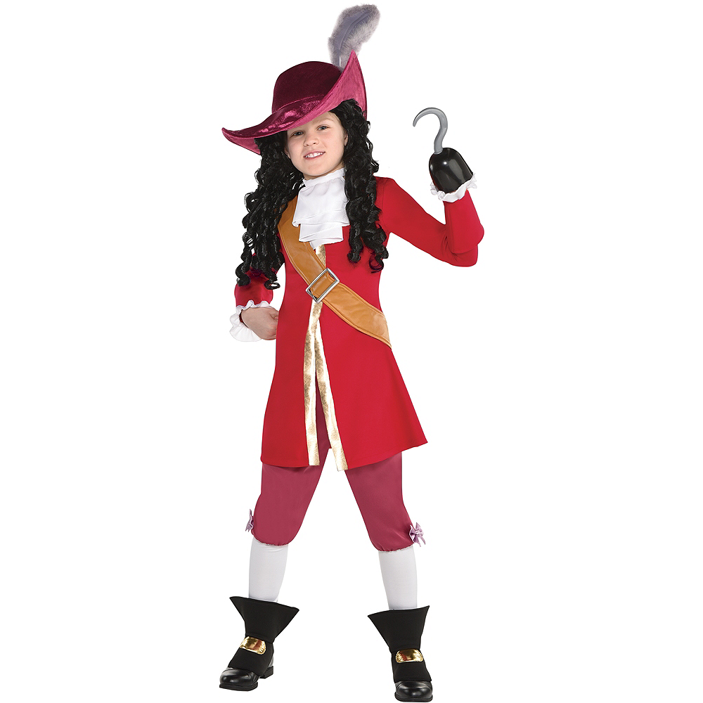 5b91165e5 Boys Captain Hook Costume - Peter Pan
