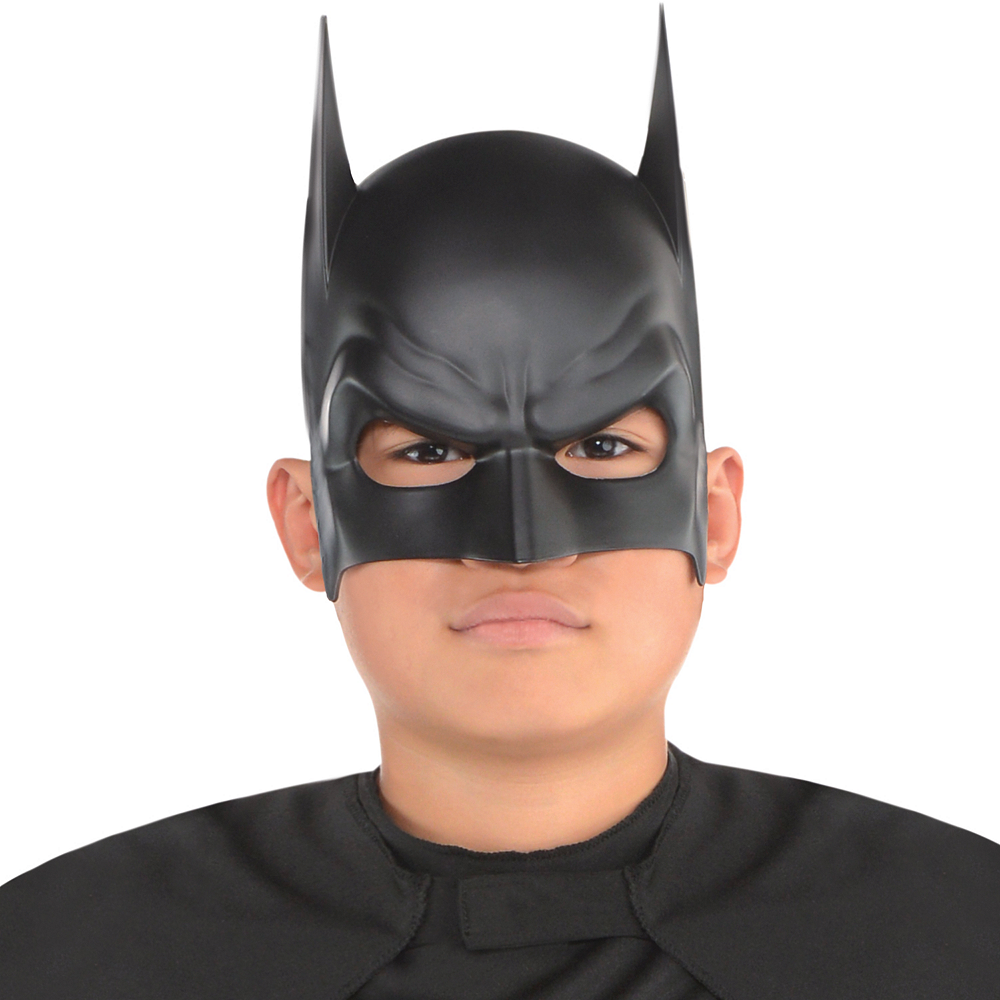 Boys Batman Costume Image #2