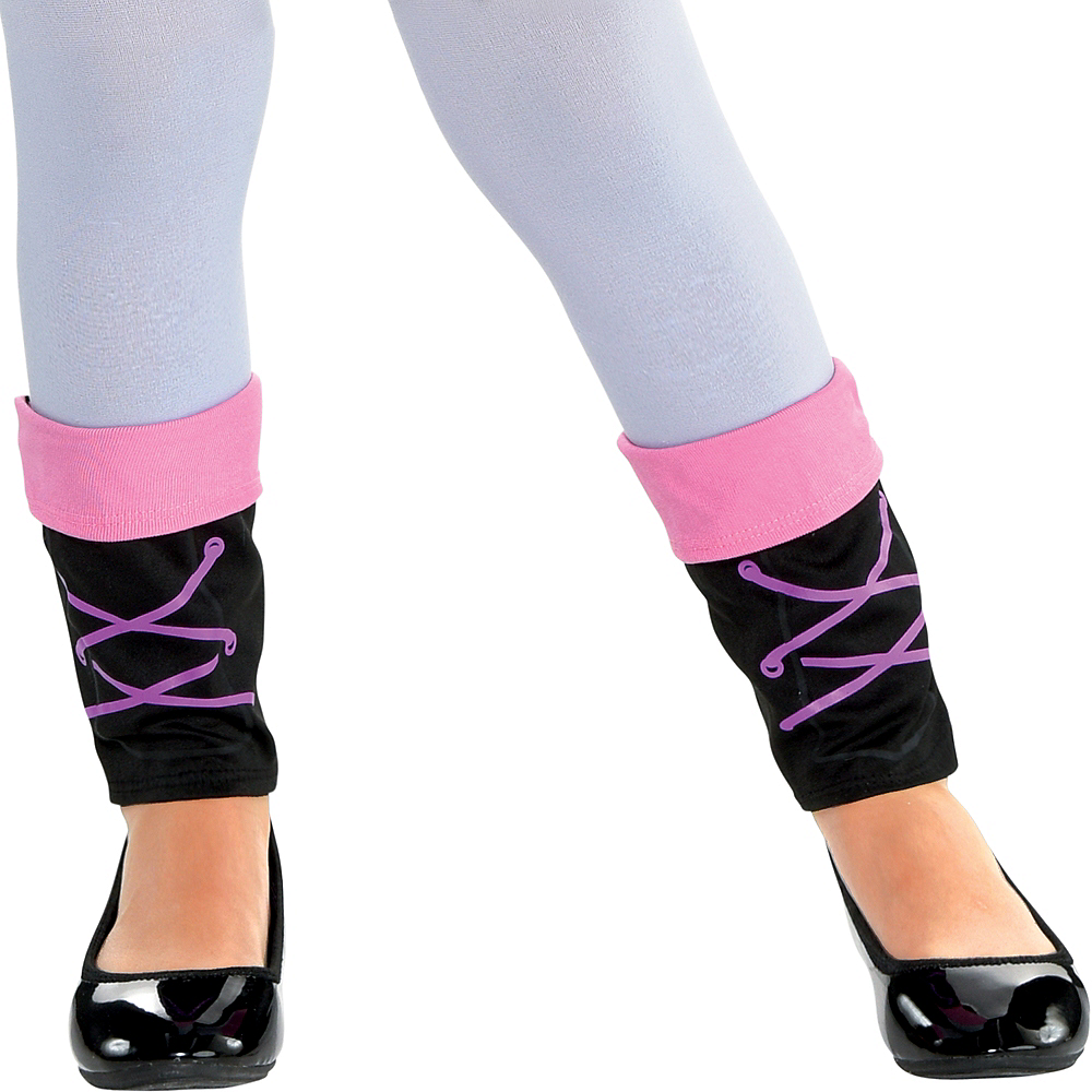Nav Item for Girls Vampirina Vee Costume Image #4