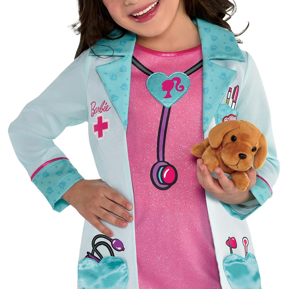 Girls Pet Vet Barbie Costume Image #2