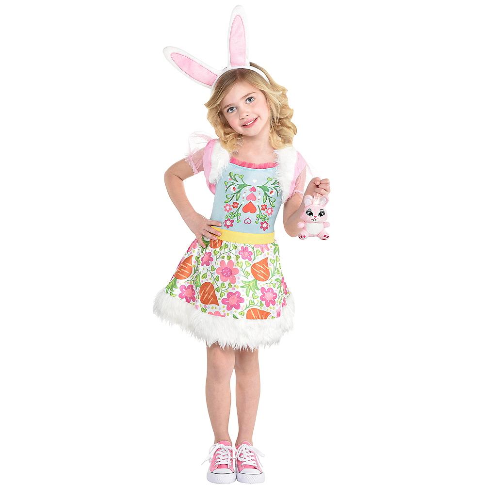 Girls Bree Bunny Costume - Enchantimals Image #1