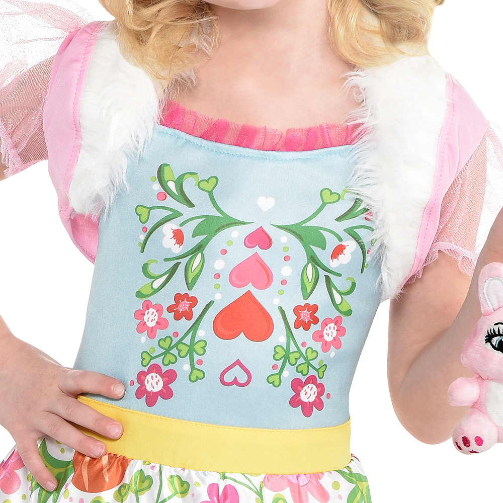 Girls Bree Bunny Costume - Enchantimals Image #3