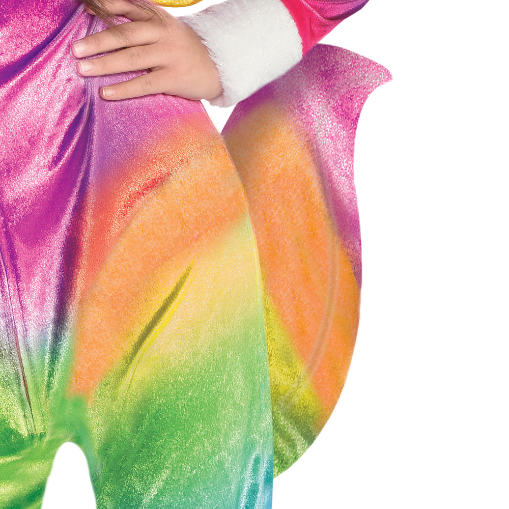 Girls Felicity Costume - Rainbow Kitty Unicorn Image #3