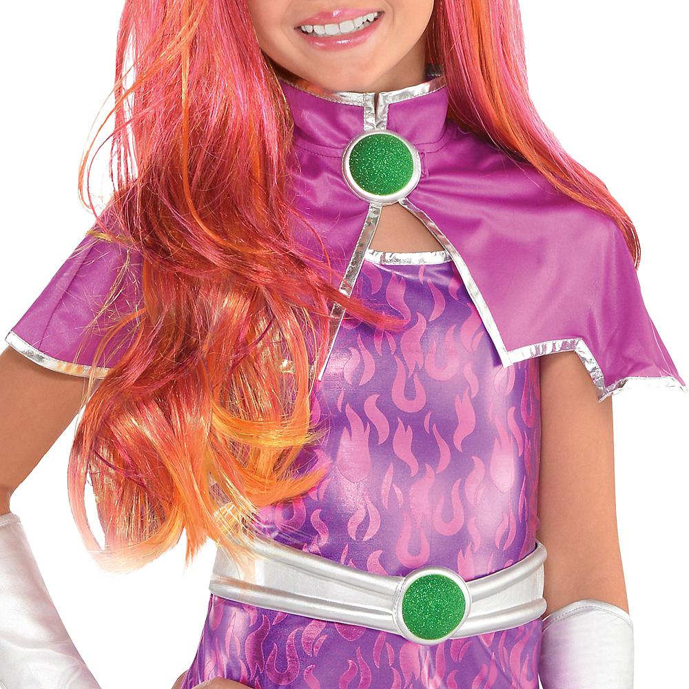 Girls Starfire Costume - DC Super Hero Girls Image #2