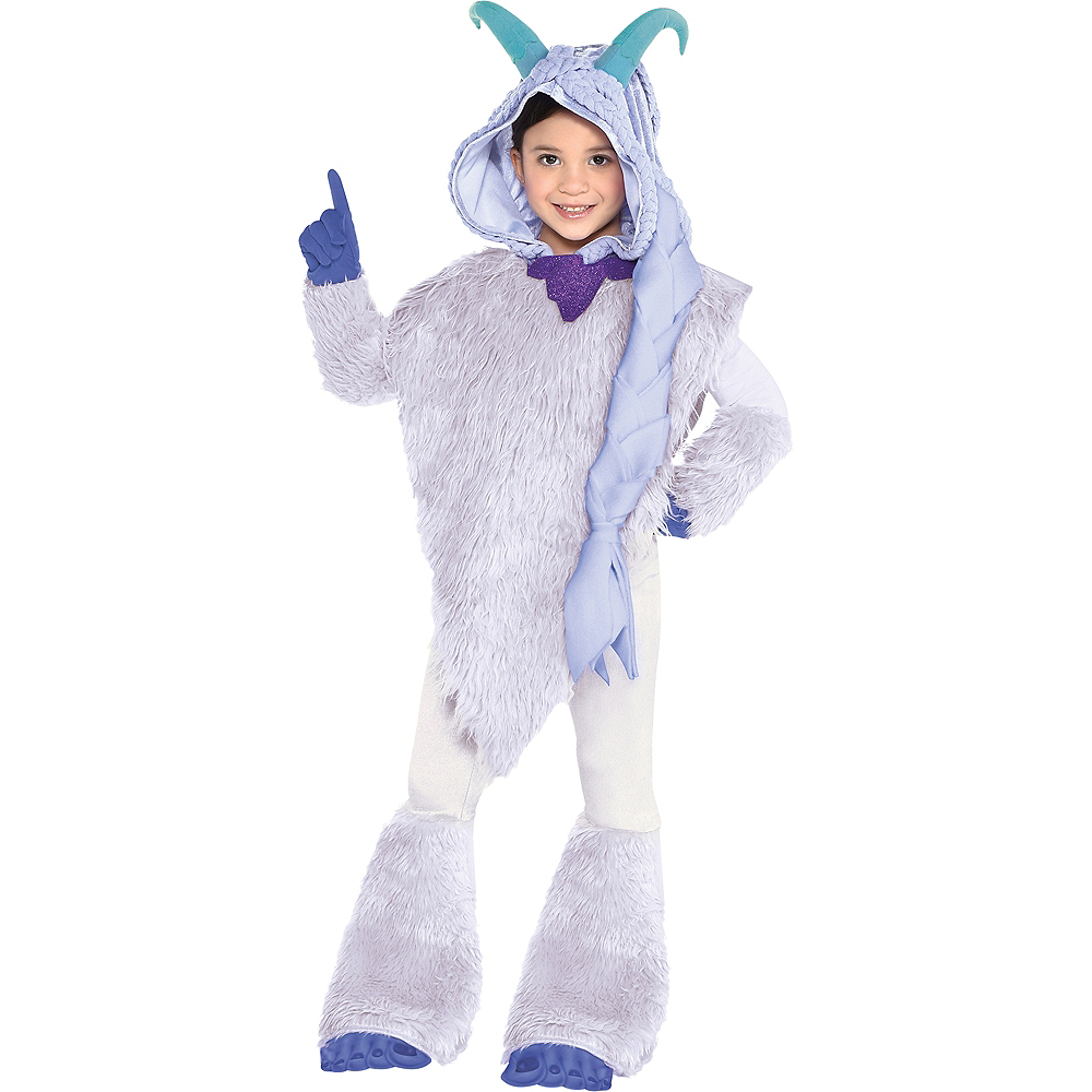 Nav Item for Girls Meechee Costume - Smallfoot Image #1