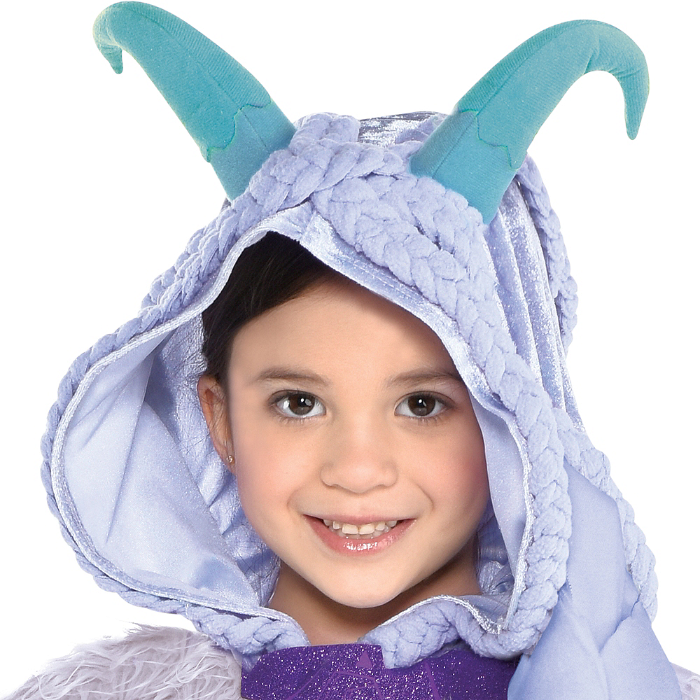Nav Item for Girls Meechee Costume - Smallfoot Image #2
