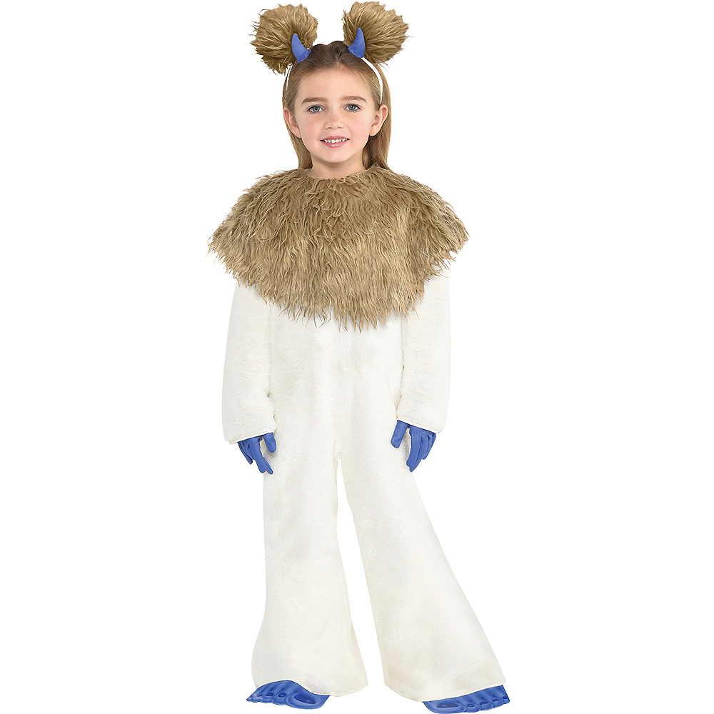Nav Item for Girls Cali Costume - Smallfoot Image #1