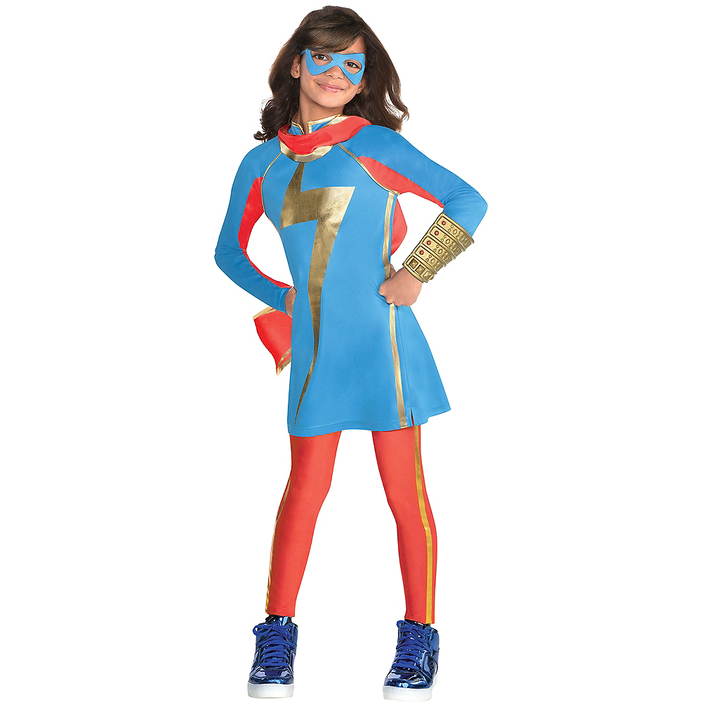 ae4155b4 Nav Item for Girls Ms. Marvel Costume - Marvel Rising Image #1 ...