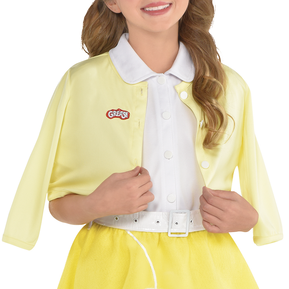 Girls Sandy Olsson Summer Nights Costume - Grease Image #2