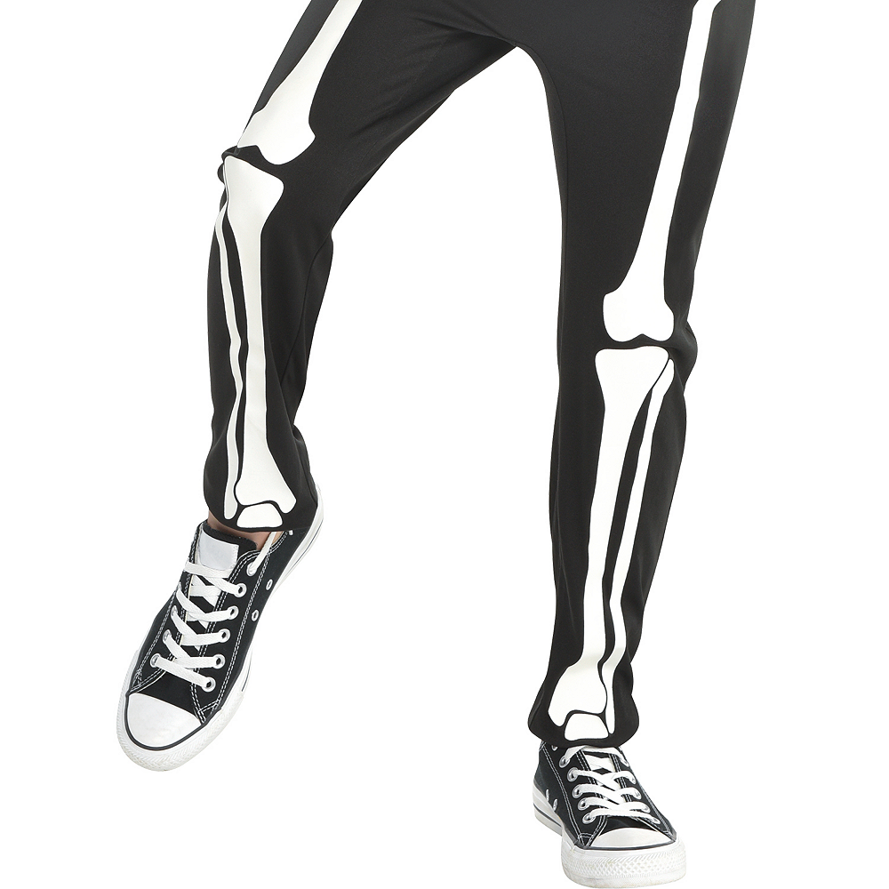 Boys X-ray Skeleton Costume Image #4