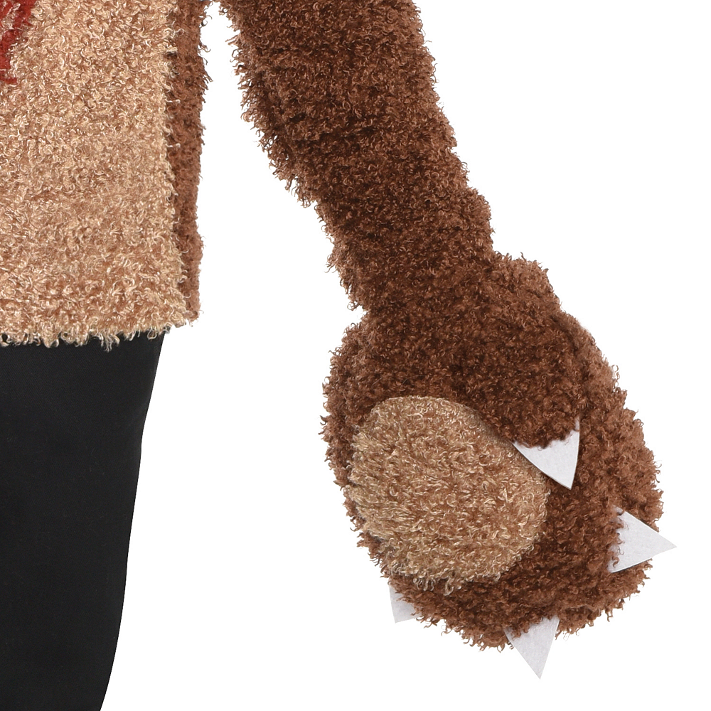 Nav Item for Boys Creepy Bear Costume Image #4
