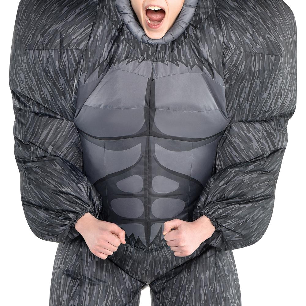Child Inflatable Gorilla Costume Image #3