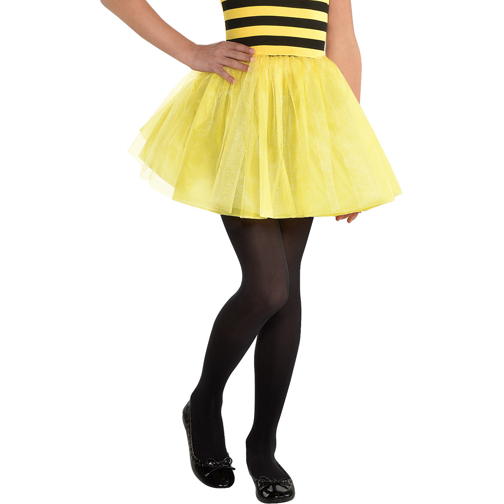 Girls Buzzy Bee Costume Image #4