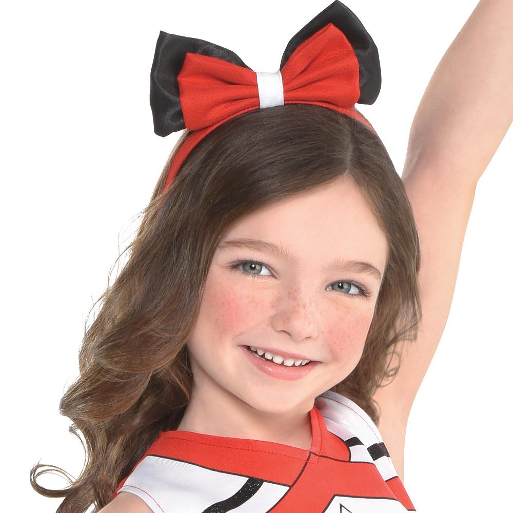 Girls Cheerleader Costume Image #2