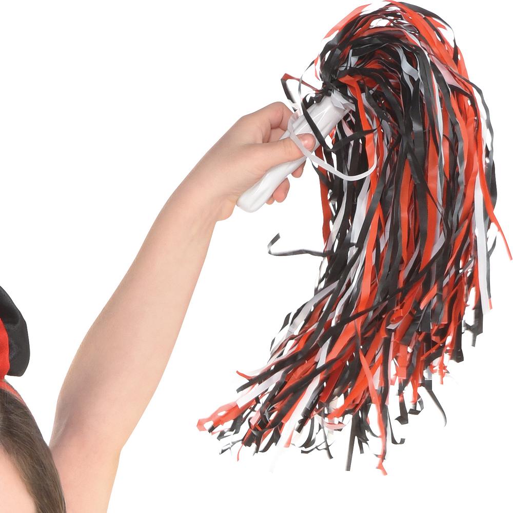 Girls Cheerleader Costume Image #4