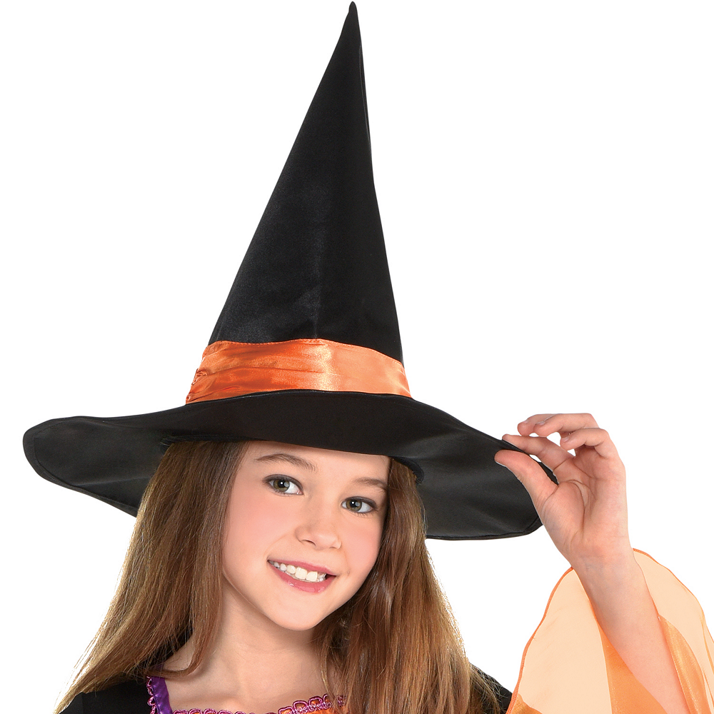 Girls Light-Up Magical Witch Costume Image #2