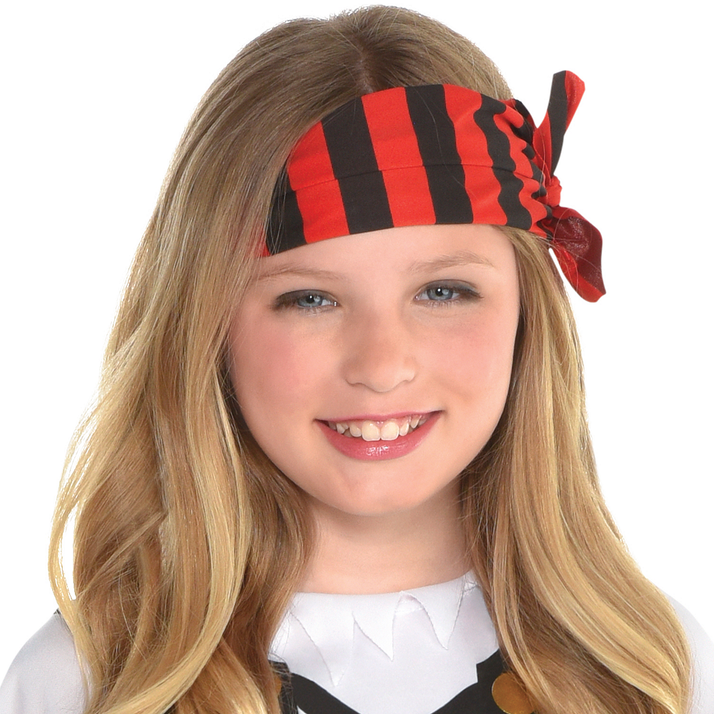 Nav Item for Girls Shipmate Cutie Pirate Costume Image #2