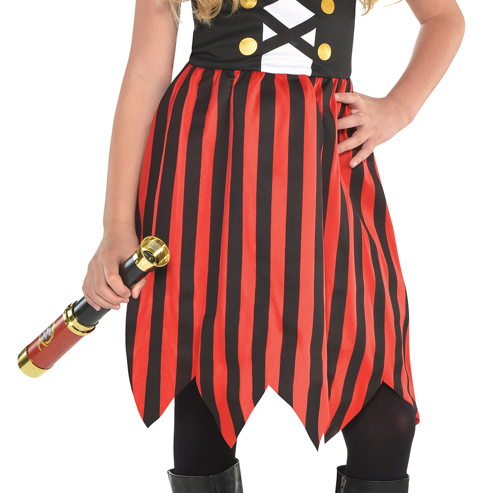 Girls Shipmate Cutie Pirate Costume Image #4