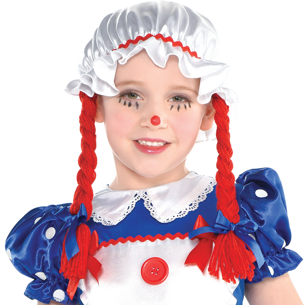 Girls Rag Doll Costume Image #2