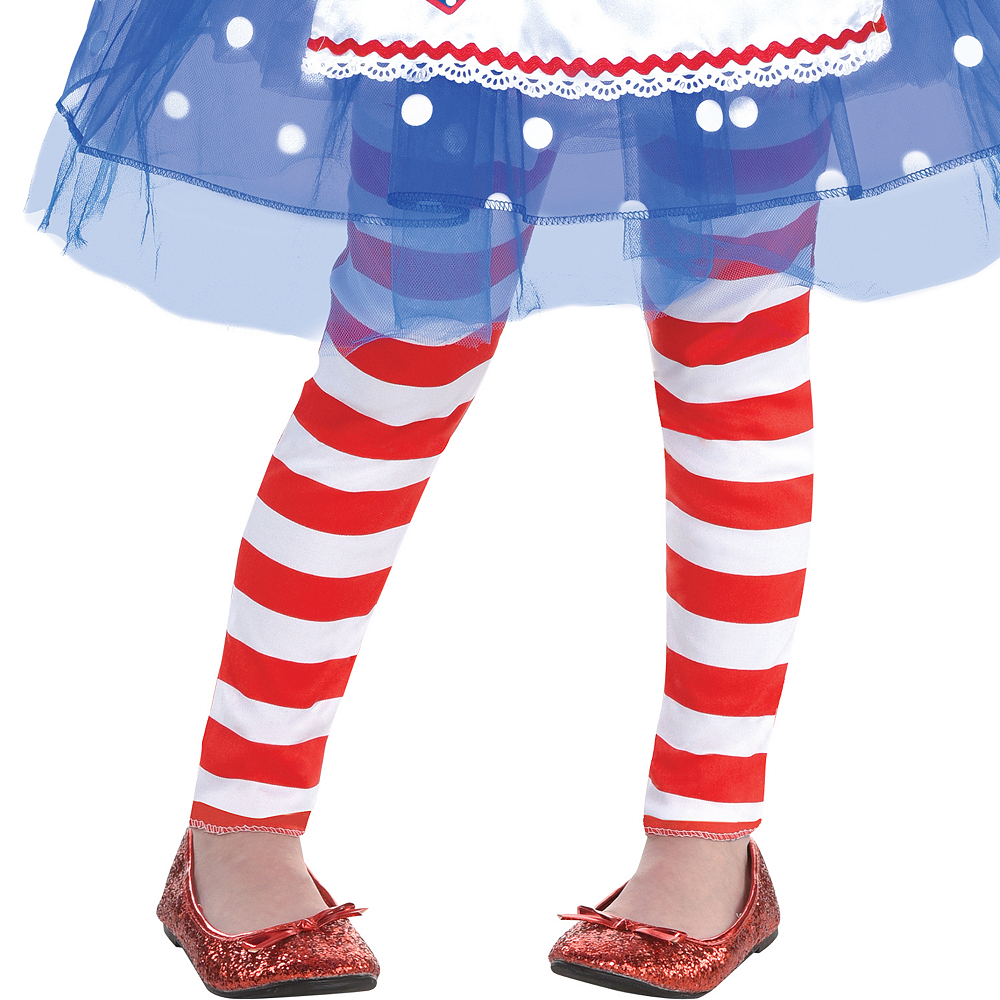 Girls Rag Doll Costume Image #4