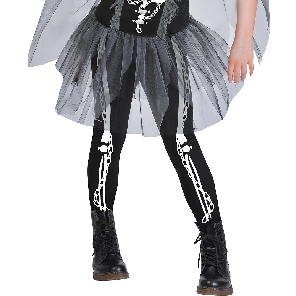 Girls Grim Reaper Costume Image #3