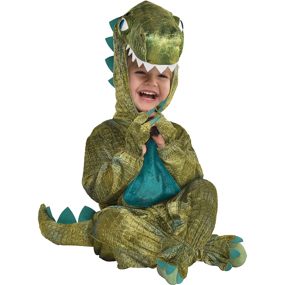 Nav Item for Baby Roar Dinosaur Costume Image #1