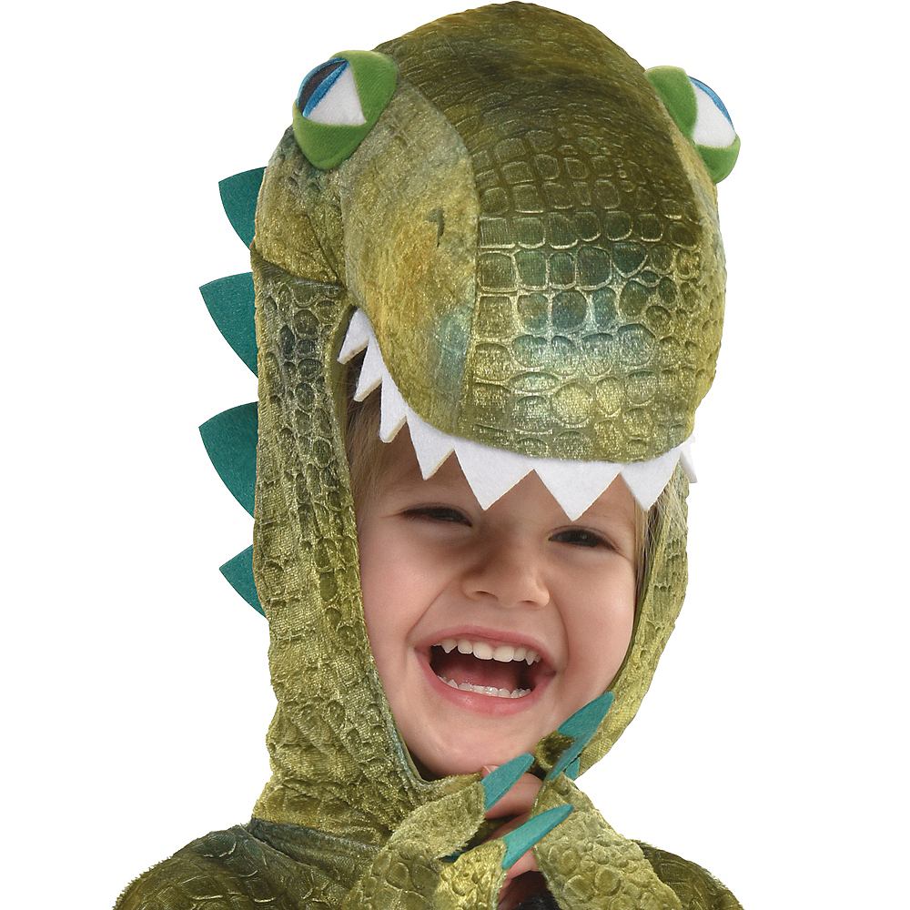 Nav Item for Baby Roar Dinosaur Costume Image #2