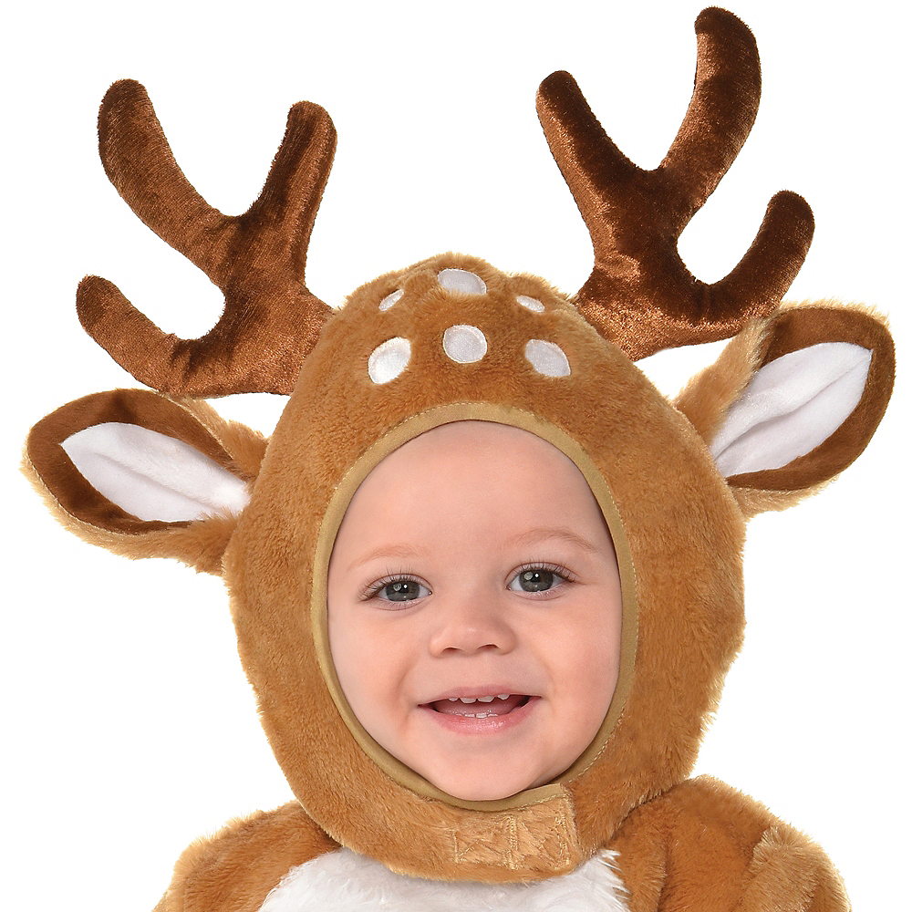 Nav Item for Baby Cozy Deer Costume Image #2