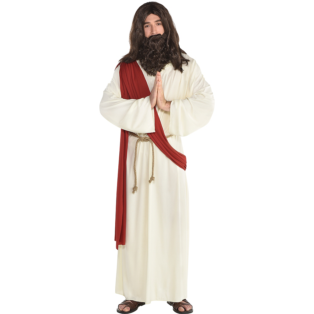 Nav Item for Mens Jesus Costume Image #1