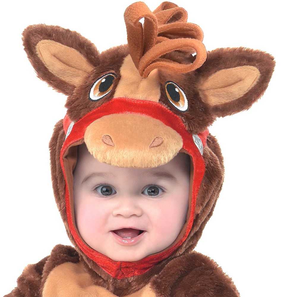 Nav Item for Baby Pony Pal Costume Image #2