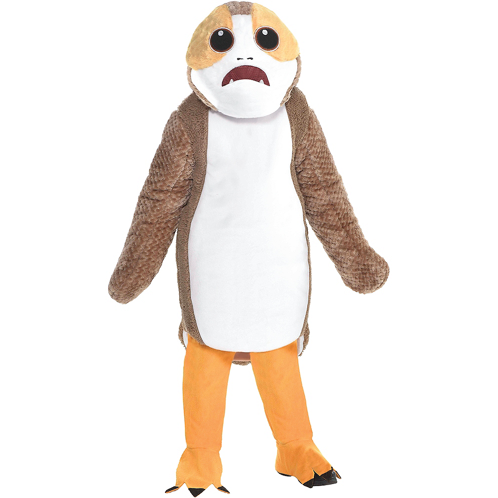 Boys Porg Costume - Star Wars Image #1
