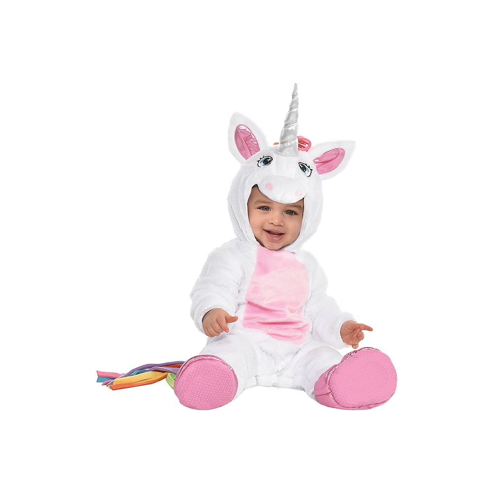 Baby Unicorn Costume Image #1