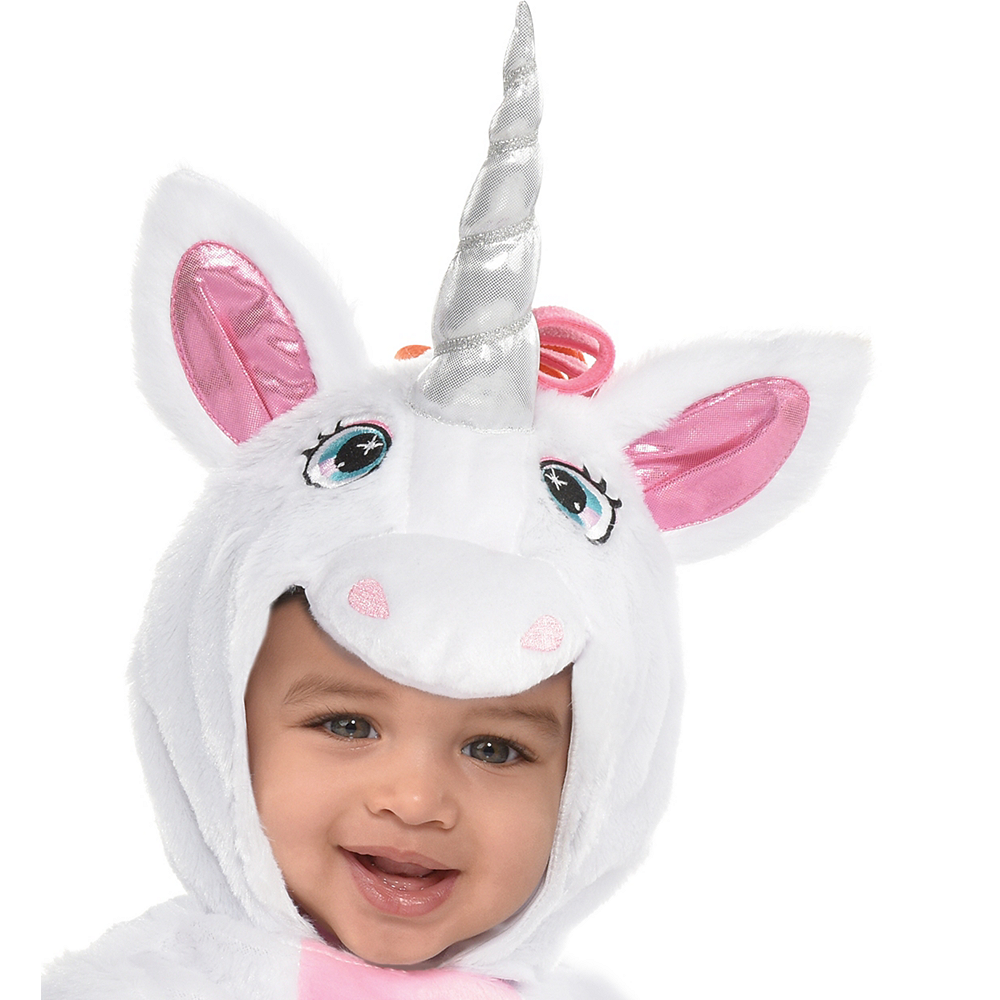 Nav Item for Baby Unicorn Costume Image #2