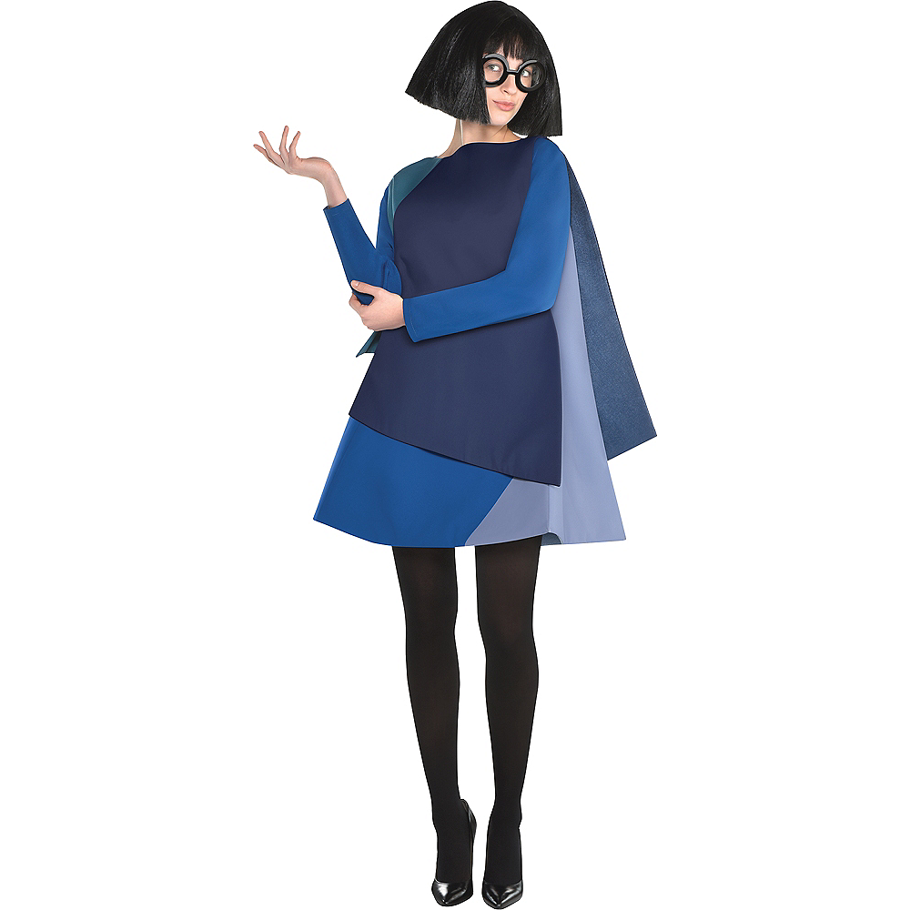 Womens Edna Mode Costume - Incredibles 2 Image #1
