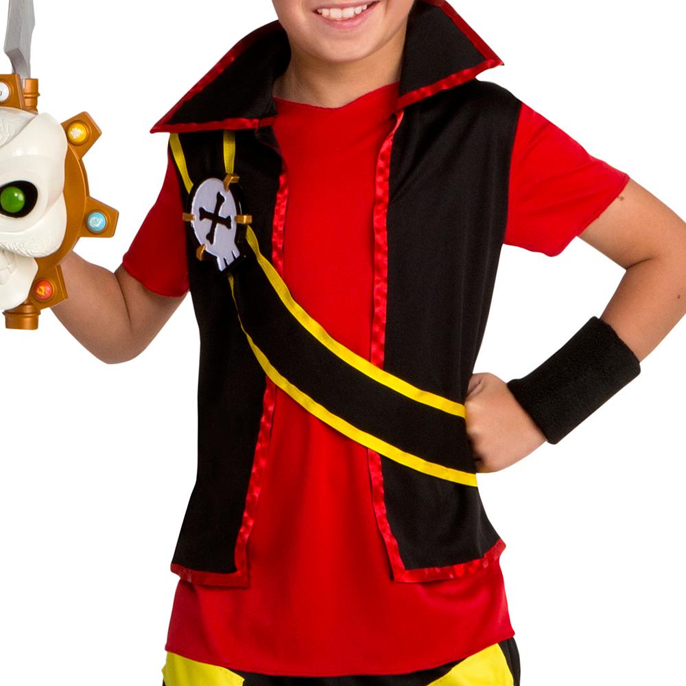 Child Zak Storm Costume Image #3