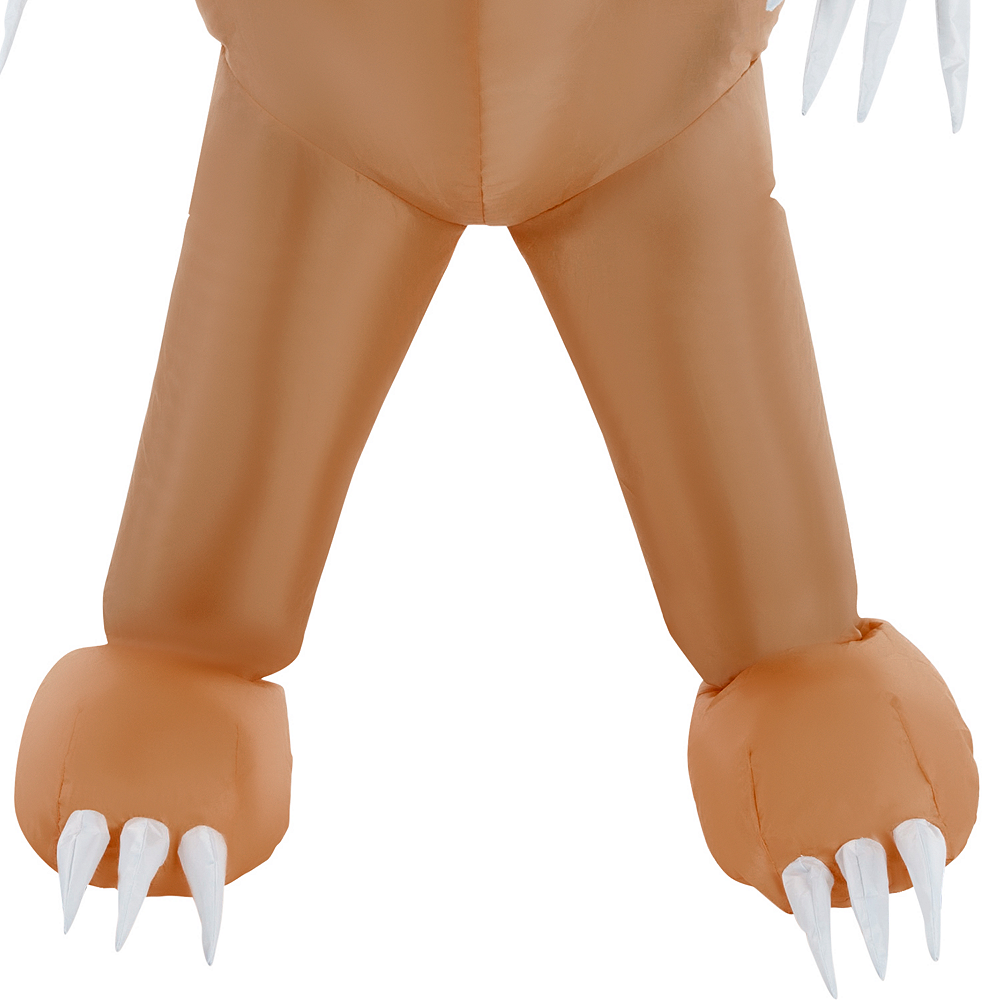 Child Inflatable Sloth Costume Image #4