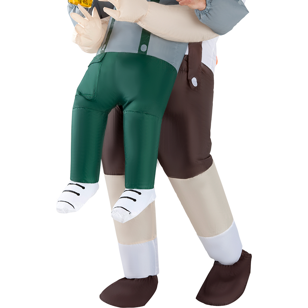 Adult Inflatable Oktoberfest Pick-Me-Up Costume Image #3