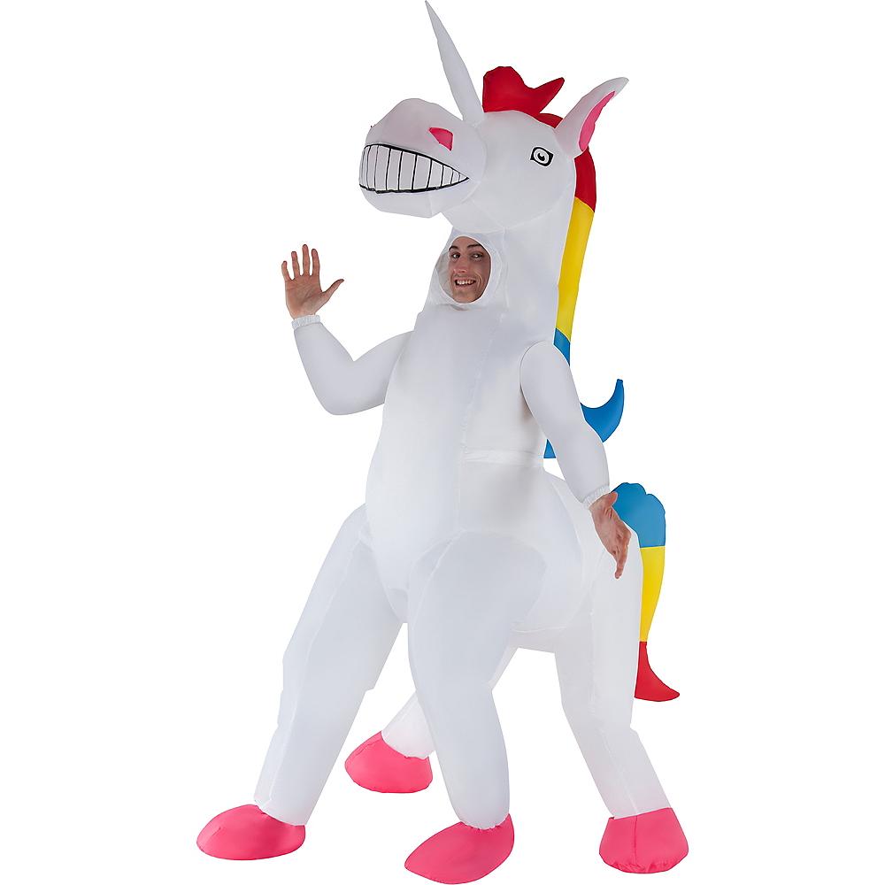 e97368aa6258 Adult Inflatable Giant Unicorn Costume