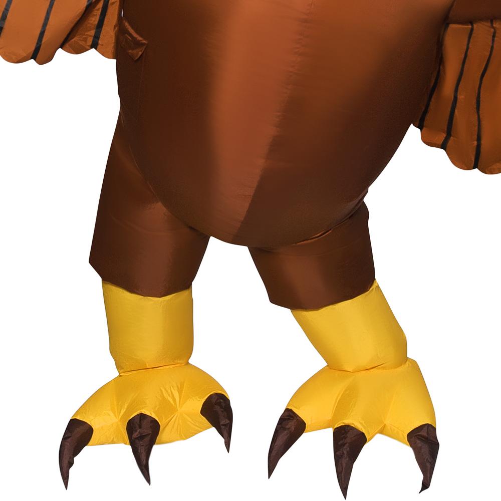 Adult Inflatable Giant Eagle Costume Image #4